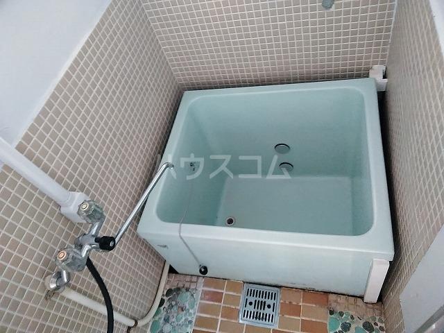 つがね荘 2-F号室の風呂