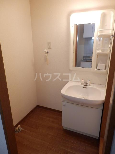 リヴスペースW 303号室の洗面所