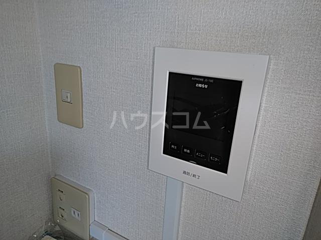 グレースハイツ松丸 402号室のセキュリティ
