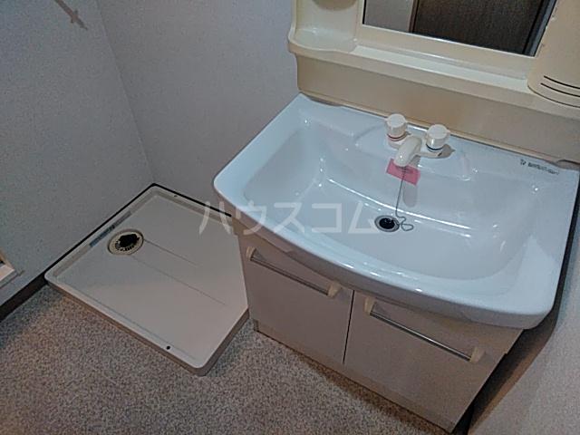 グレースハイツ松丸 402号室の洗面所