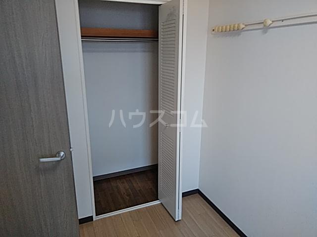 グレースハイツ松丸 402号室の収納