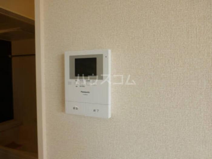 コリーヌB 00103号室のセキュリティ