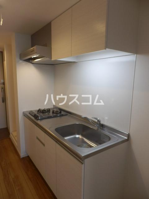 ルウナ 102号室のキッチン