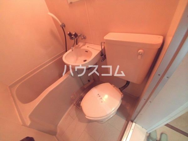 アプローズ岡崎 105号室のトイレ