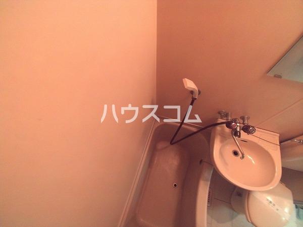 アプローズ岡崎 105号室の洗面所
