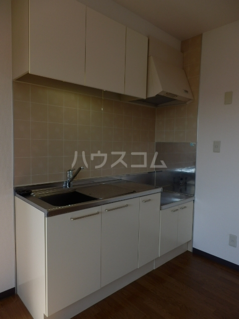 セント・ビラ92B 00201号室のキッチン