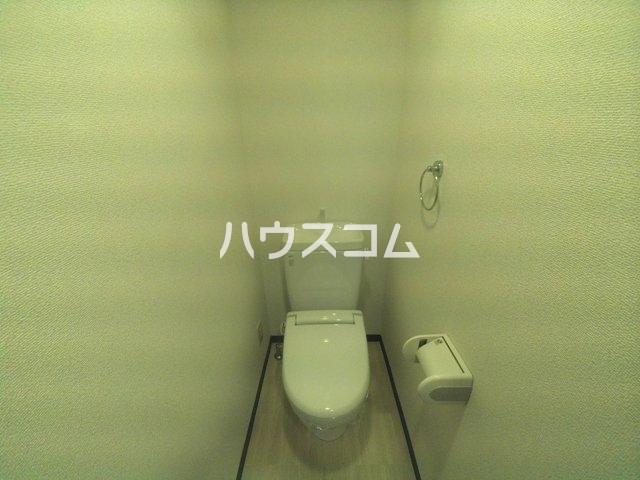 poggio al sole due 101号室のトイレ