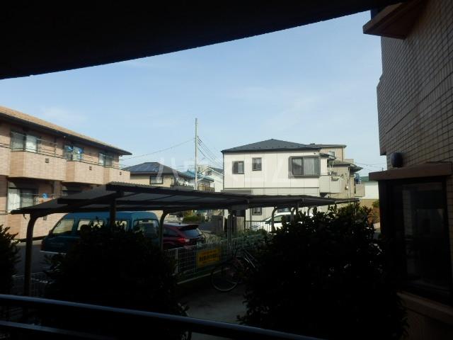シャルマン所沢B棟 00103号室の景色