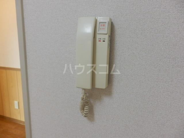 シャルマン所沢B棟 00103号室のセキュリティ