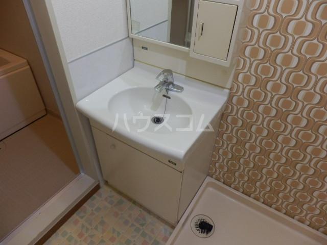 シャルマン所沢B棟 00103号室の洗面所