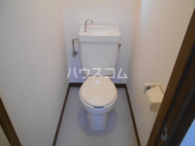 エスポワールゆとり 103号室のトイレ