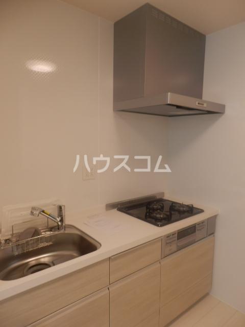 マ メゾン大高 207号室のキッチン