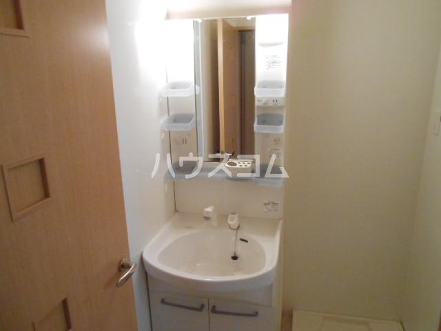 マ メゾン大高 207号室の洗面所