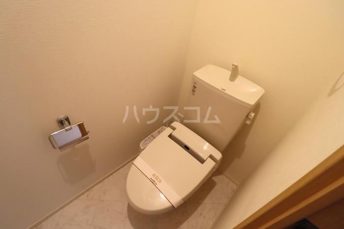 ブリックス 101号室のトイレ