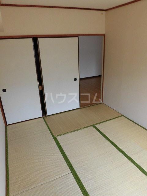 ノーブル膳棚 00204号室のベッドルーム