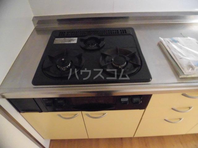 ノーブル膳棚 00204号室の風呂