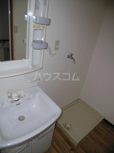 ノーブル膳棚 00204号室の洗面所