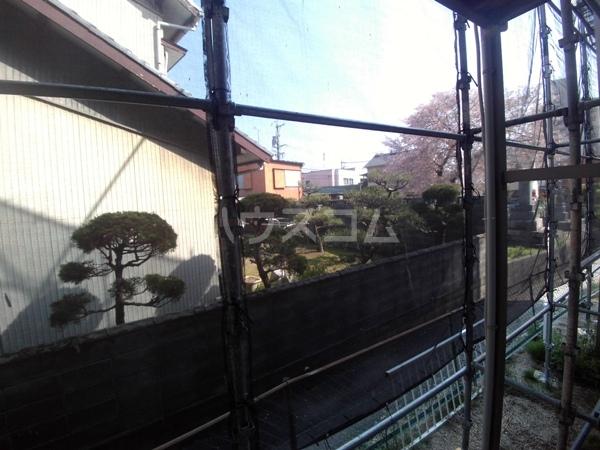 八田ハイツ 203号室の景色