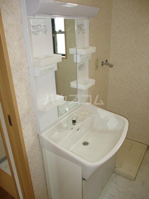 ル・シェモア 203号室の洗面所