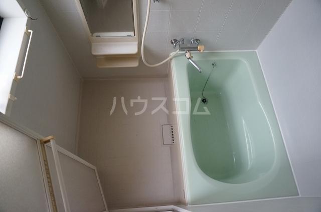 半田町貸家の風呂