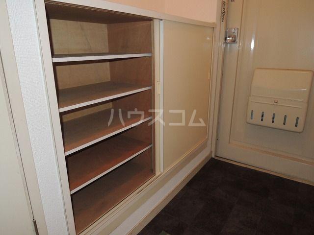 二口屋ビル 402号室の洗面所