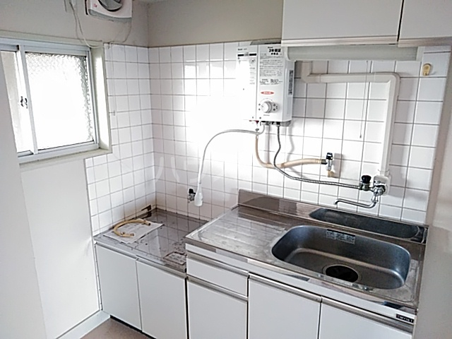 中津ビル 401号室のキッチン