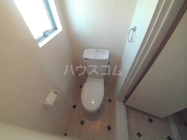 トモエコーポ 304号室のトイレ