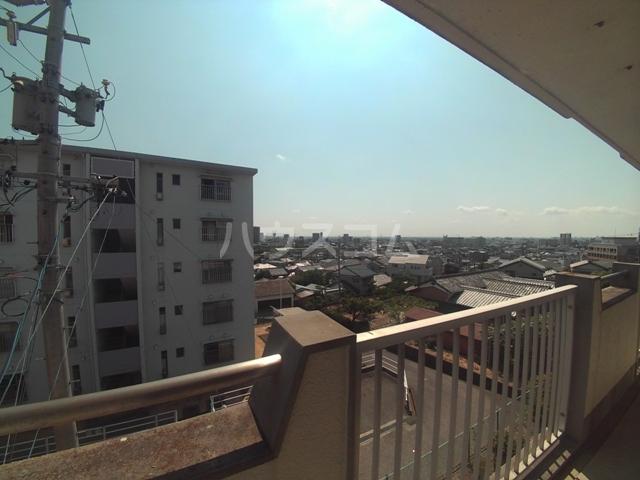 トモエコーポ 402号室の景色