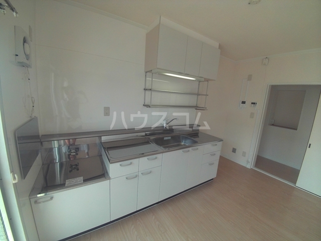 トモエコーポ 402号室のキッチン
