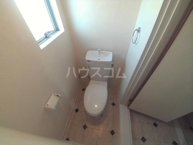 トモエコーポ 402号室のトイレ