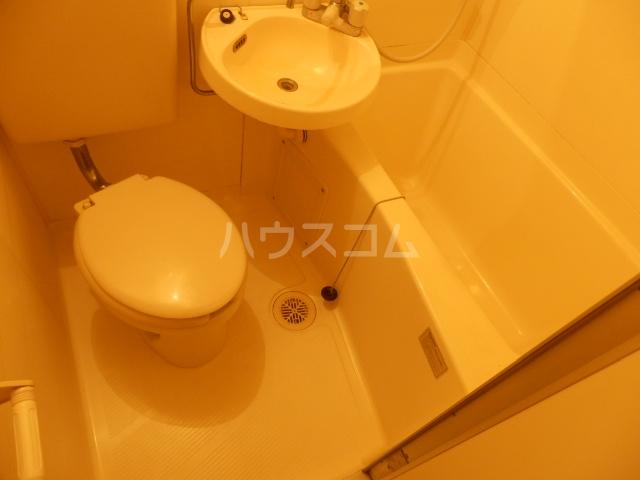 ラトゥール御替地 507号室のトイレ