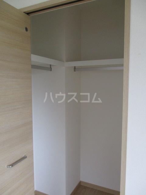 Vinculum 102号室の収納