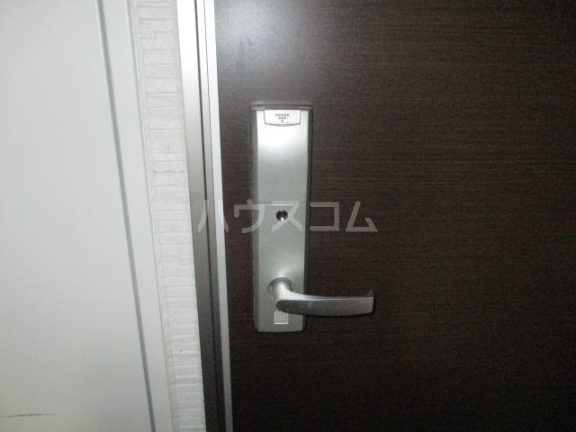Vinculum 102号室の玄関