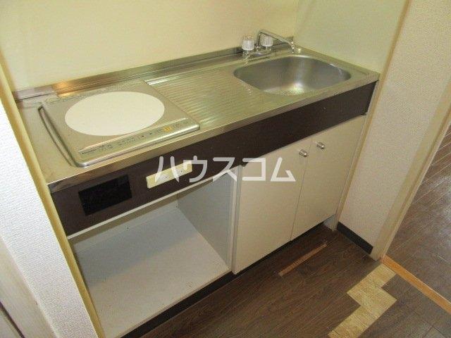 グランメールKAZU 706号室のキッチン