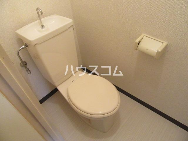 グランメールKAZU 706号室のトイレ
