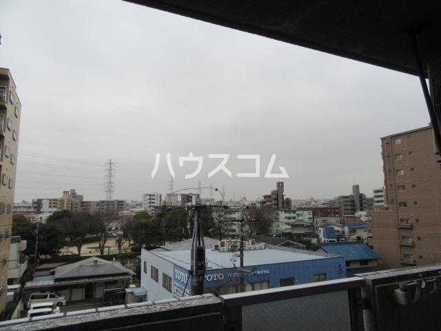 グランメールKAZU 706号室の景色