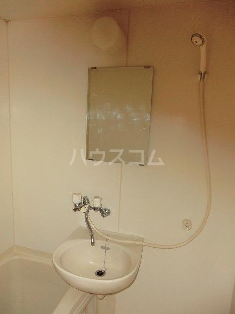 マンションヴィクトリーⅡ 303号室の洗面所