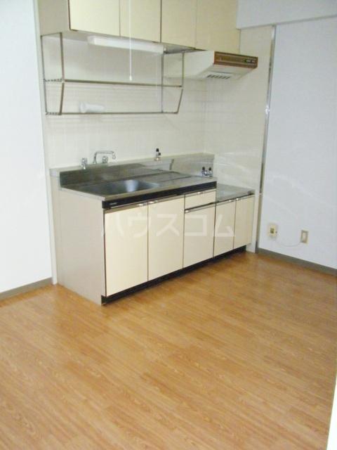 南住吉ハイツ 00307号室のキッチン