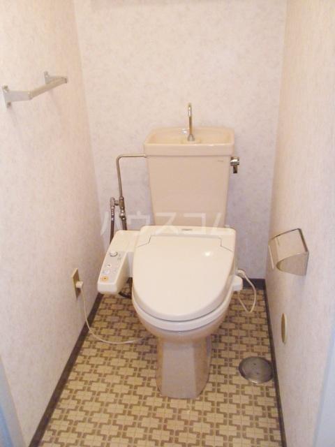 南住吉ハイツ 00307号室のトイレ