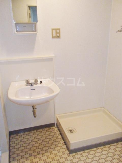 南住吉ハイツ 00307号室の洗面所