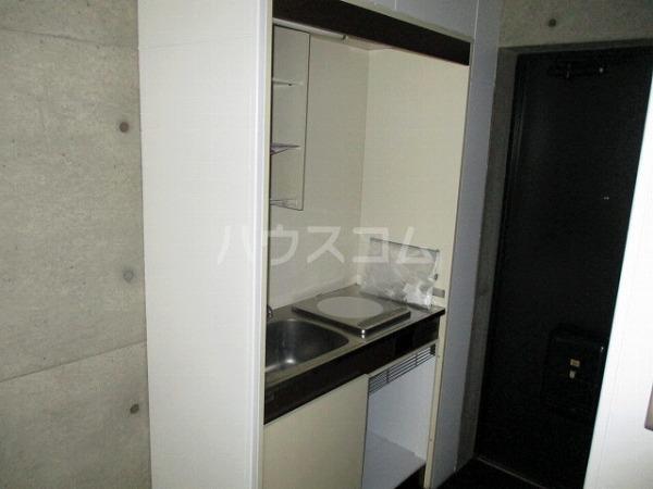 グランドビュー大池 105号室のキッチン