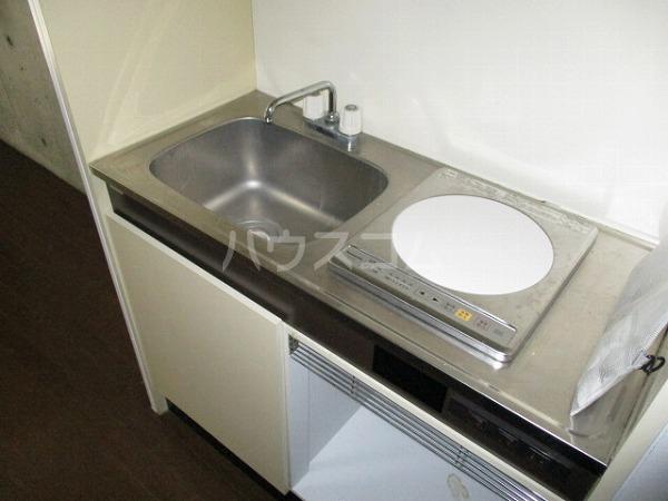グランドビュー大池 307号室のキッチン
