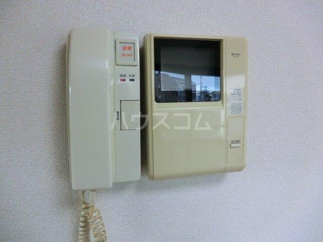 ティエスビル 00202号室のセキュリティ