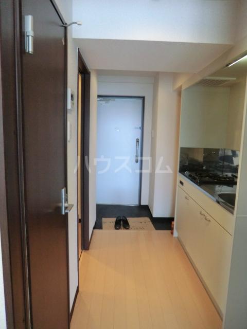 ピースプレイス牛巻 703号室の玄関