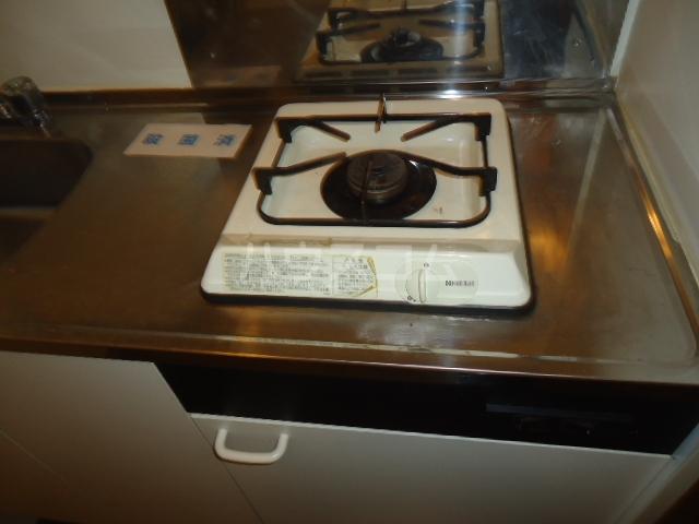 カサブランカ二村台 403号室のキッチン