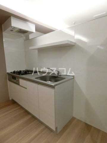 Ⅰ Rashiku 中山 201号室のキッチン