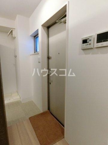 Ⅰ Rashiku 中山 201号室の玄関