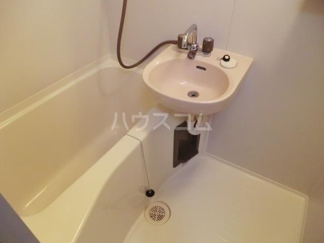 クリエイト妙音 317号室の風呂