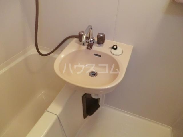 クリエイト妙音 317号室の洗面所