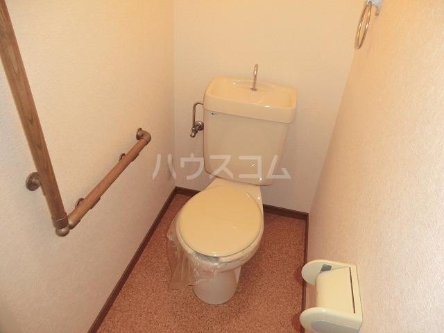 Surplus遊 105号室のトイレ